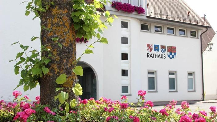 Rathaus in Öhningen