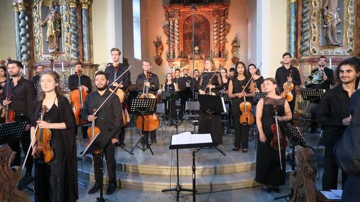 Festakt der Höri-Musiktage 2019