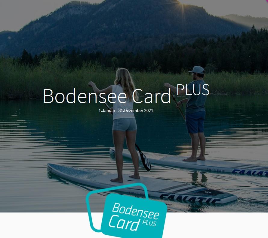 BodenseeCard PLUS