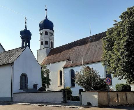 Öhningen Stiftskirche 2020