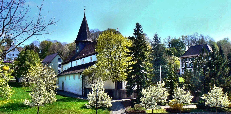 Wallfahrtskirche Schienen